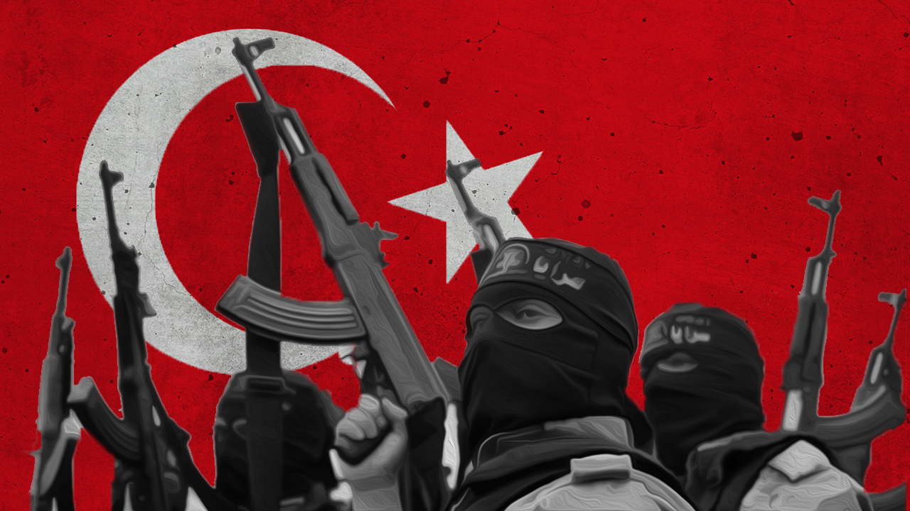 Image result for Qaeda affiliated groups in syria and turkey