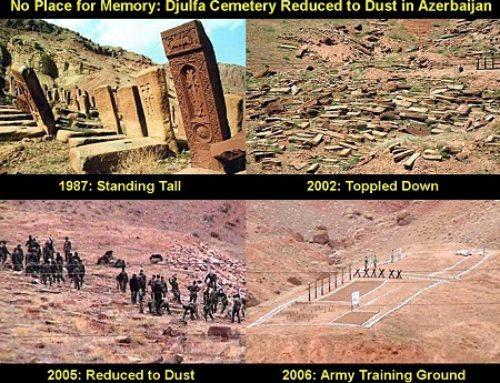 L'Azerbaïdjan doit être tenu pour responsable de la destruction du patrimoine culturel arménien