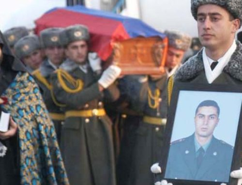 Axe Murderer Still Considered a Hero in Azerbaijan