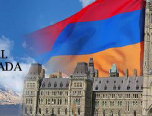ANCC Calls Upon the Canadian Government to Condemn Azerbaijan's Latest Aggression Against Artsakh