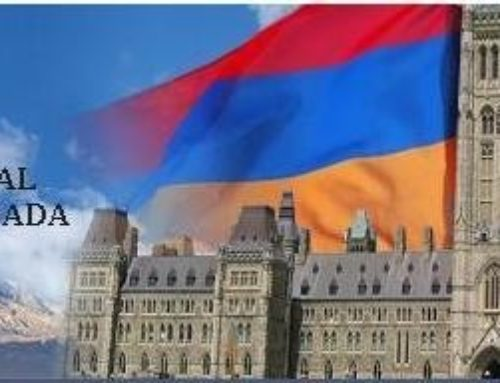 On the Occasion of Armenia's Independence Day, ANCC Urges Canadian Government to Establish Diplomatic Mission in Yerevan