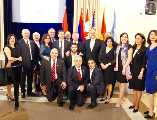 $40,000 raised at Vancouver gala to support the Armenian National Committee of Canada