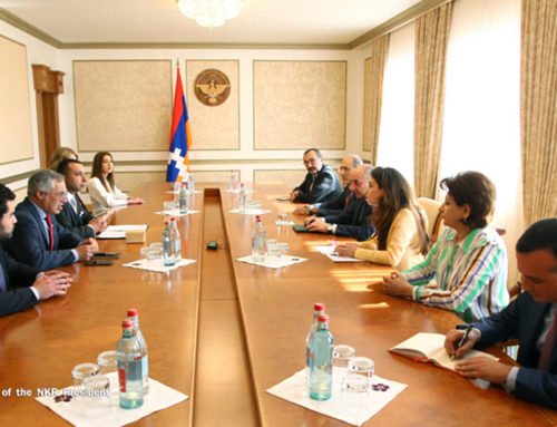 Canadian Delegation Discusses Bilateral Relations with Officials in Armenia and Artsakh