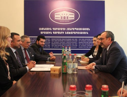 Canadian Parliamentary Delegation Concludes Visit to Artsakh, Reiterates Commitment to Artsakh Peace