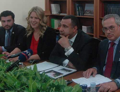 (Video) Humanitarian Delegation from Canada Visits Artsakh on Fact-Finding Mission