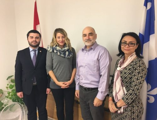 ANCC Representatives Met with the Minister of Canadian Heritage, the Hon. Mélanie Joly