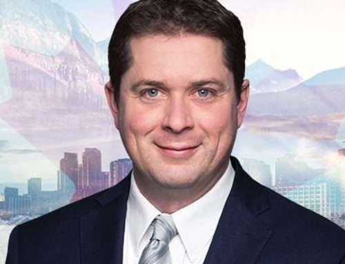 "Hon. Andrew Scheer's Message for ""Canadian Stories: Our Shared Experiences"""