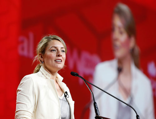 "Minister of Canadian Heritage, Hon. Mélanie Joly's Message for ""Canadian Stories: Our Shared Experiences"""