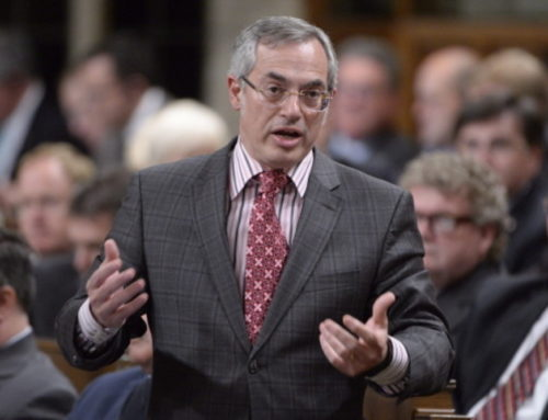 Hon. Tony Clement Calls for Artsakh Peace in Parliament
