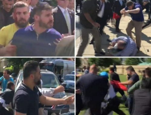 Two Toronto Men Involved in Pro-Erdogan Brawl Still Not Apprehended.