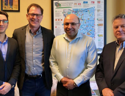 ANCC – Western Region Representatives meet British Columbia's Minister of Health Honorable Adrian Dix