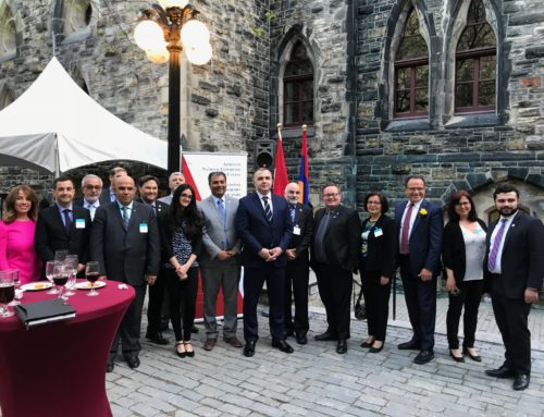 100th Anniversary of the Independence of the First Republic of Armenia Celebrated on Parliament Hill