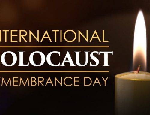 ANCC Statement on Holocaust Remembrance Day
