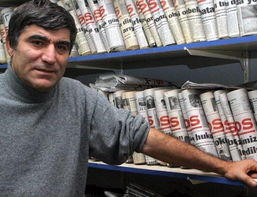 ANCC Statement on the 13th Anniversary of Hrant Dink's Assasination